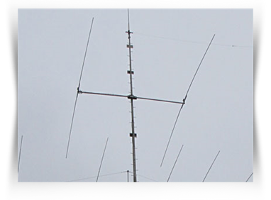 Mosley S-402-M 2 Element 40 Meter Beam